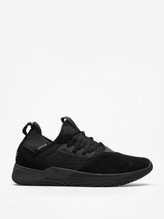 Supra Shoes Titanium (black black)