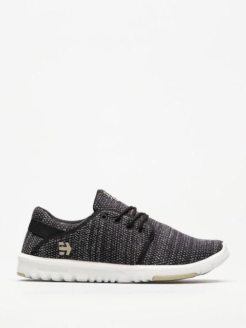 Etnies Schuhe Scout Wmn (black/white)