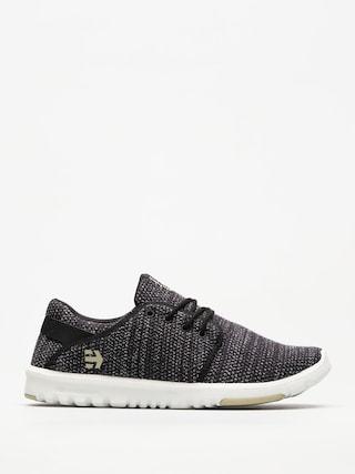 Etnies Shoes Scout Wmn (black/white)