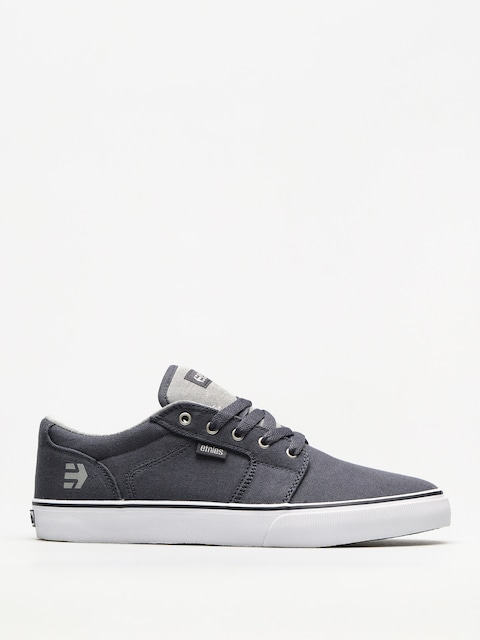 Etnies Shoes Barge Ls (charcoal/heather)