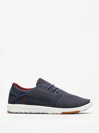 Etnies Shoes Scout (navy/red)