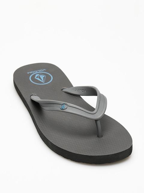 Volcom Flip-flops Rocker 2 Solid (bcb)