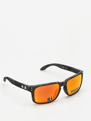 Oakley Sunglasses Holbrook (black camo/prizm ruby)
