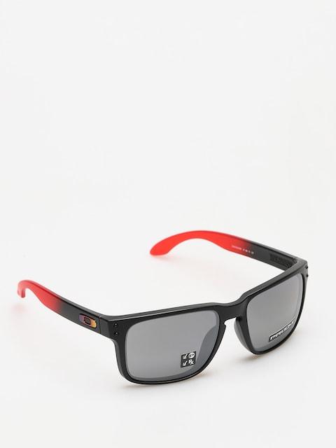 Oakley Sonnenbrille Holbrook (ruby fade/prizm black polarized)