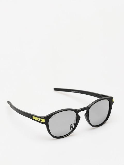Oakley Sonnenbrille Latch (matte black/chrome iridium)