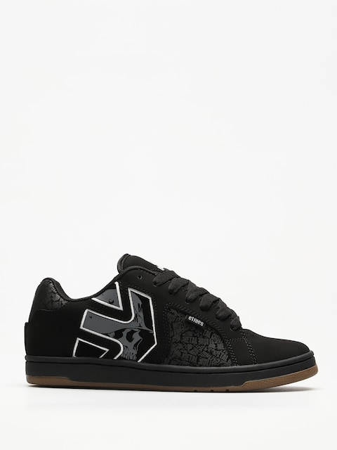 Etnies Schuhe Metal Mulisha Fader 2 (black/grey/white)