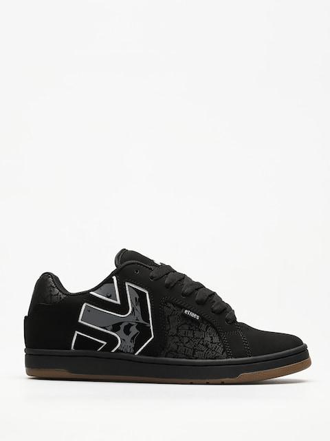 Etnies Shoes Metal Mulisha Fader 2 (black/grey/white)
