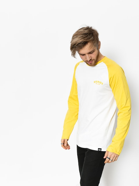 Dickies Longsleeve Baseball (dusk yellow)