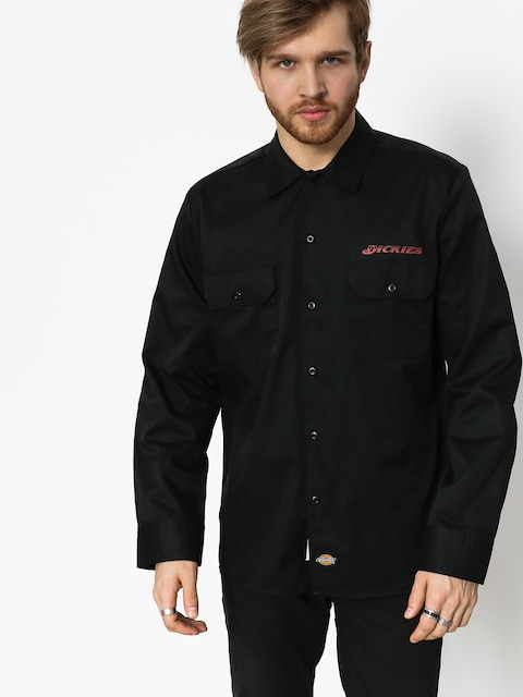 Dickies Shirt Mentone (black)