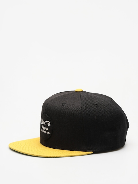 Brixton Cap Wheeler ZD (black/gold)