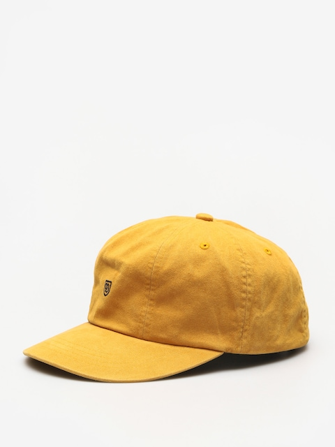 Brixton Cap B Shield ZD (gold)