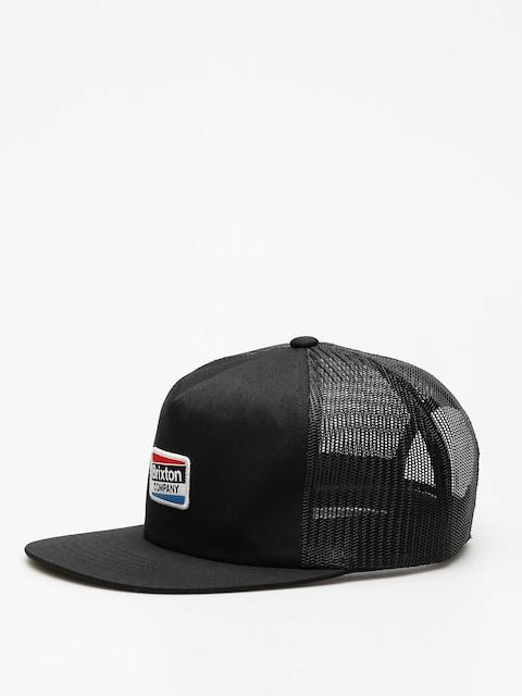 Brixton Cap Worden Mesh ZD (black)