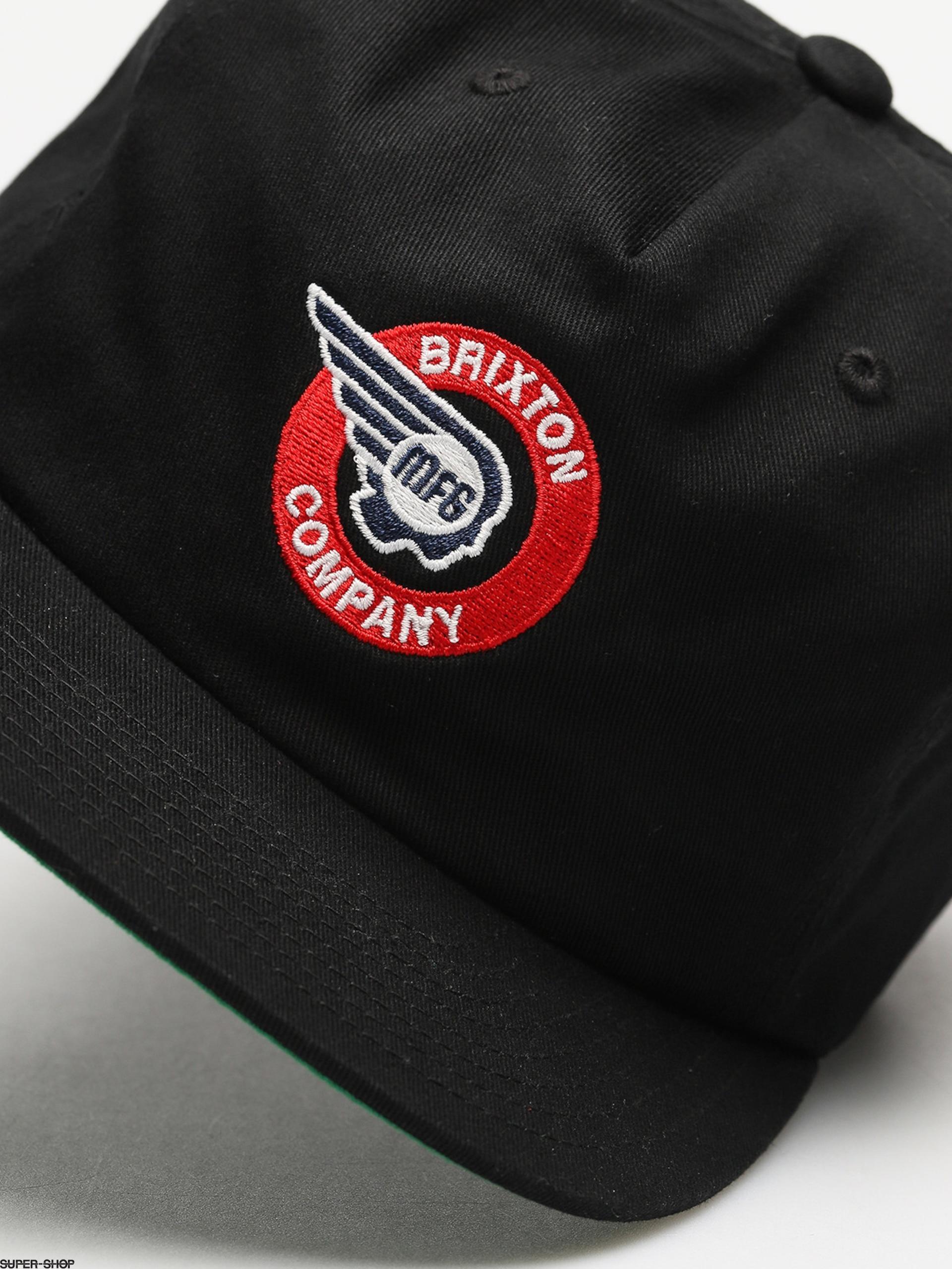 4f1705edbfc Brixton Cap Mercury ZD (black)