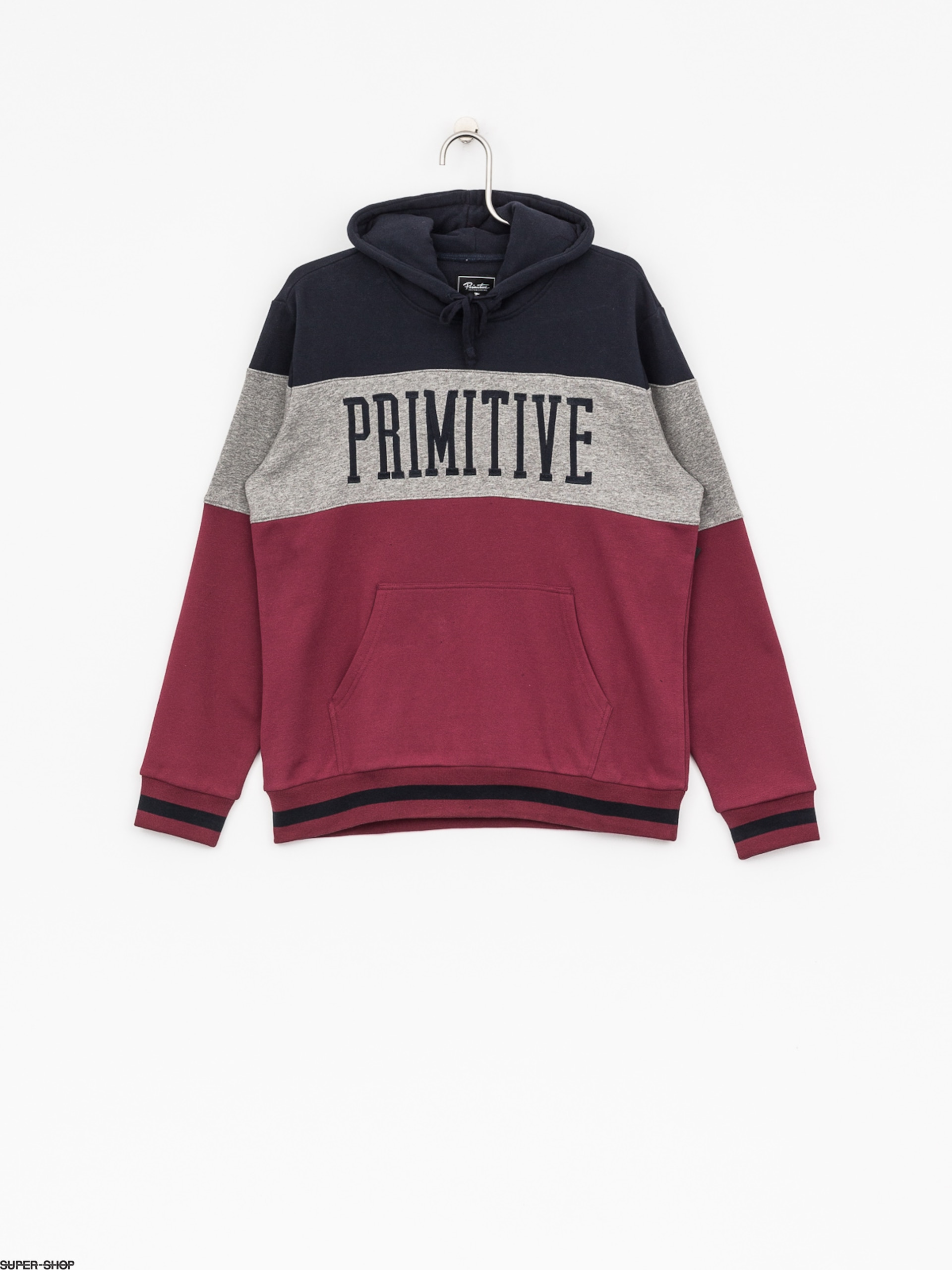 Primitive Hoodie League Paneled HD