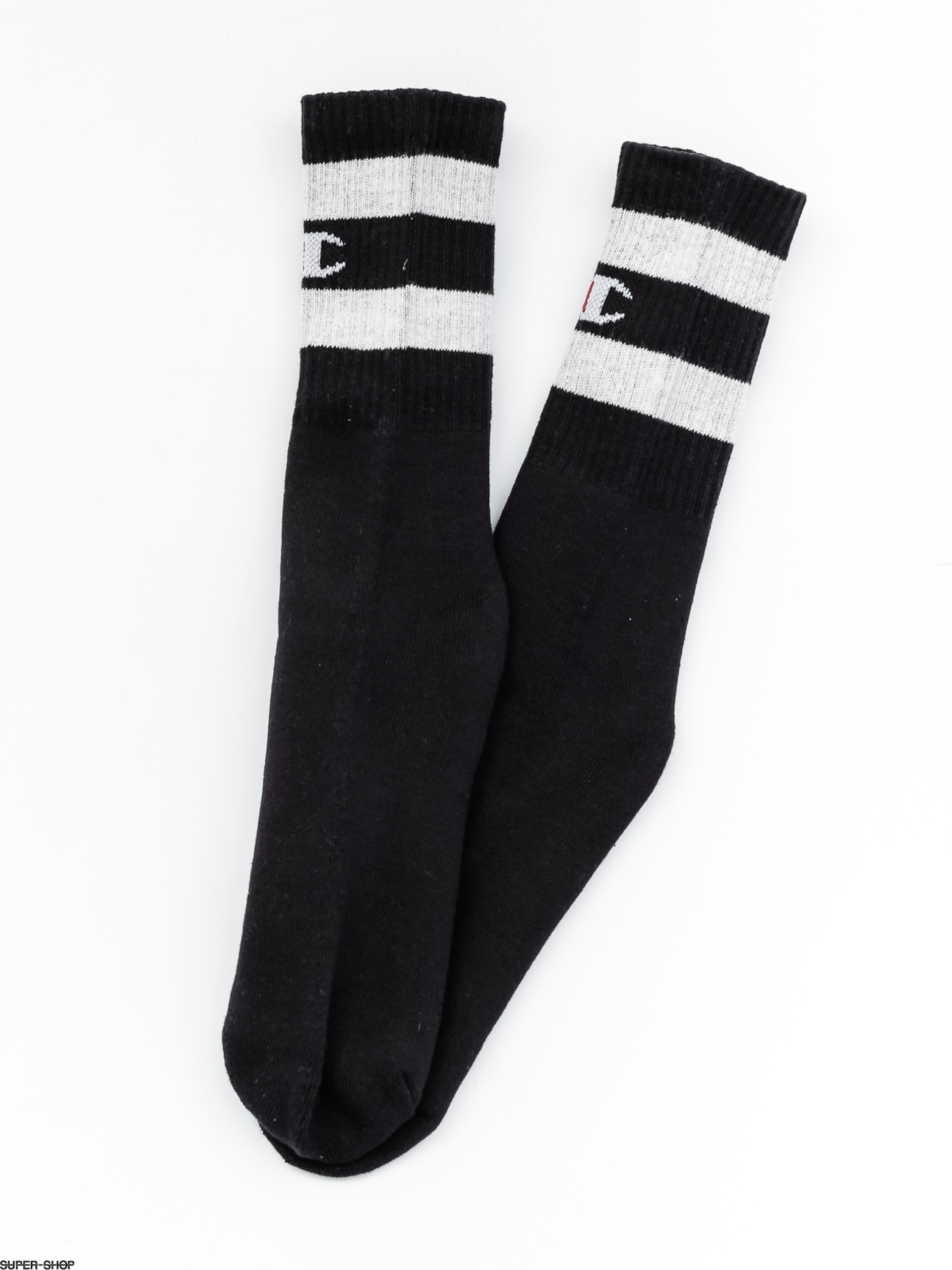 Champion Socken Tube Socks Crew Length (nbk/wht)