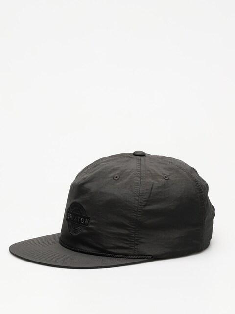 Brixton Cap Speedway Hp ZD (washed black)