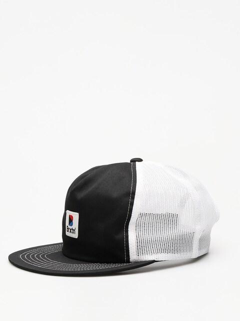 Brixton Cap Stowell Hp Mesh ZD (black/white)