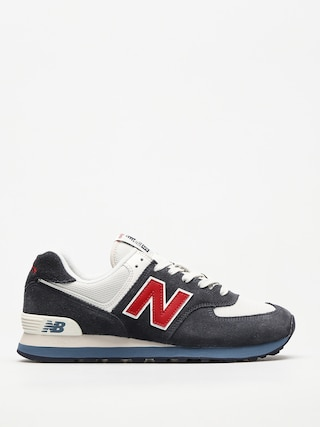 New Balance Shoes 574 (navy)