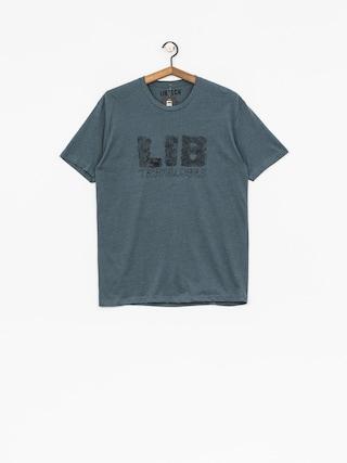 Lib Tech T-shirt Seaweed (indigo)