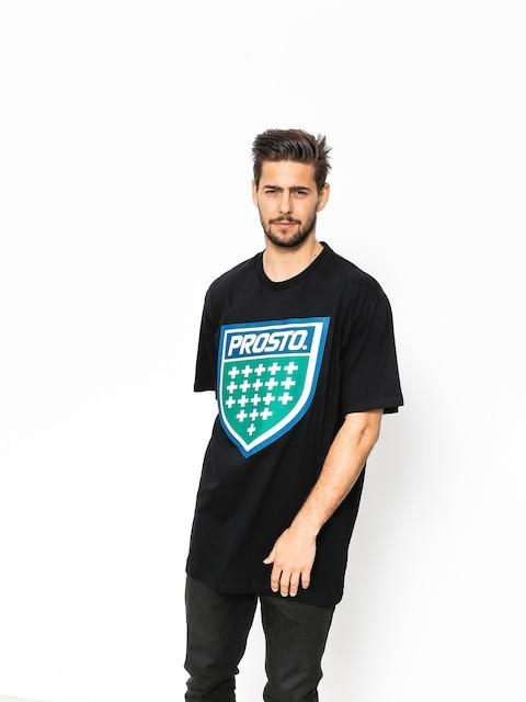 Prosto T-shirt Shield XVIII (black)