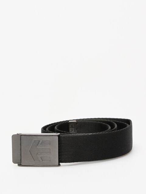 Etnies Belt Staplez (black/grey)