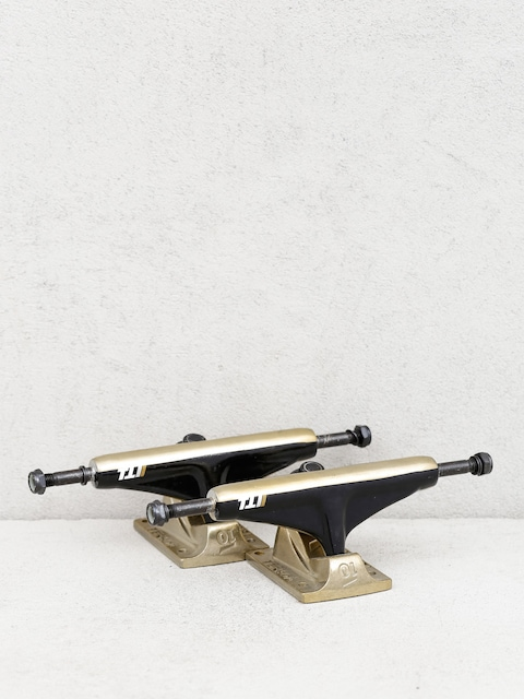 Tensor Trucks Alum Reg Split (black/gold)