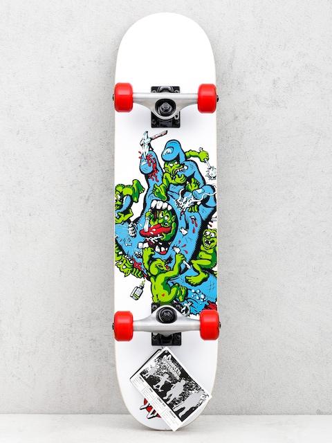 Santa Cruz Skateboard Gremlin Patrol (white)