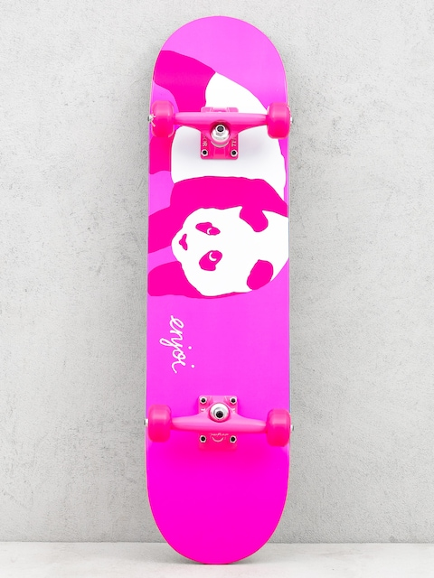 Enjoi Skateboard My Name Is Pinky (pink)