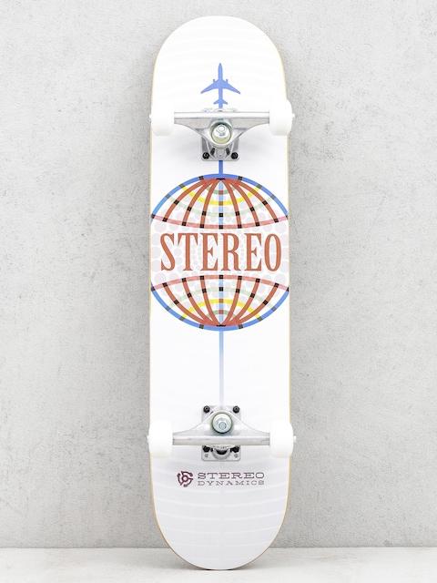 Stereo Skateboard Worldwide (white)