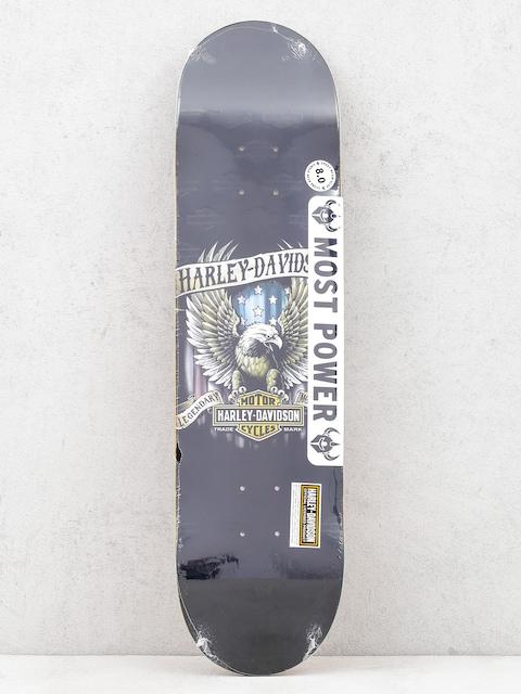 Darkstar Deck Harley Davidson Legendary (black)