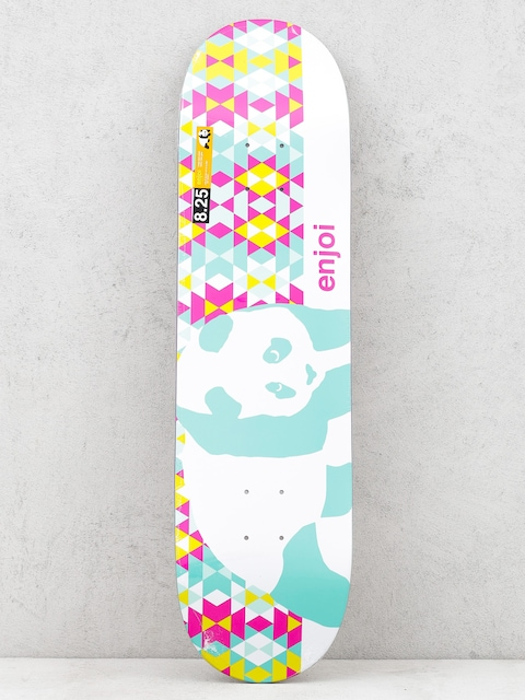 Enjoi Deck Mosaic Panda R7 (teal)