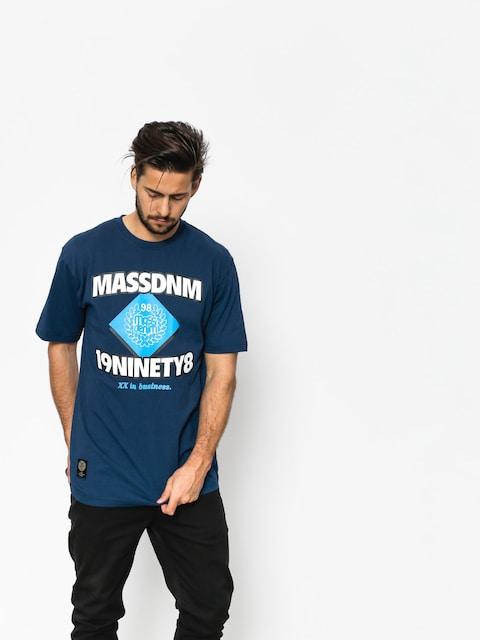 MassDnm T-Shirt Creator (navy)