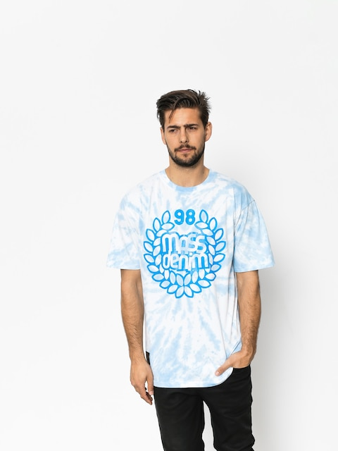 MassDnm T-shirt Base TieDye (white)