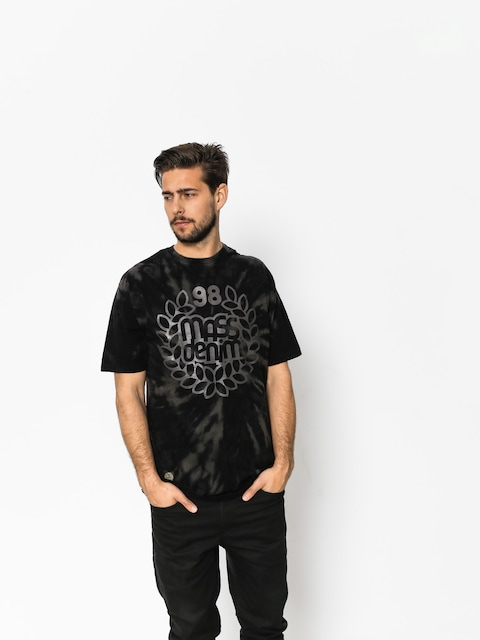 MassDnm T-shirt Base TieDye (black)