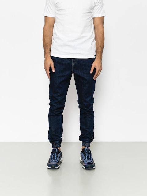 Diamante Wear Hose Rm Jeans Jogger (navy jeans)