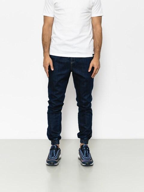 Diamante Wear Pants Rm Jeans Jogger (navy jeans)