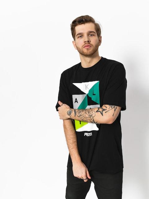 Prosto T-Shirt Shimmy (black)