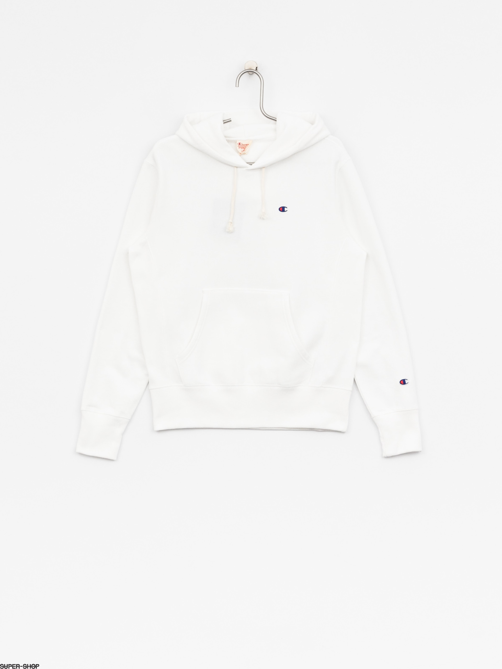Champion Hoody Hooded Sweatshirt HD (wht)