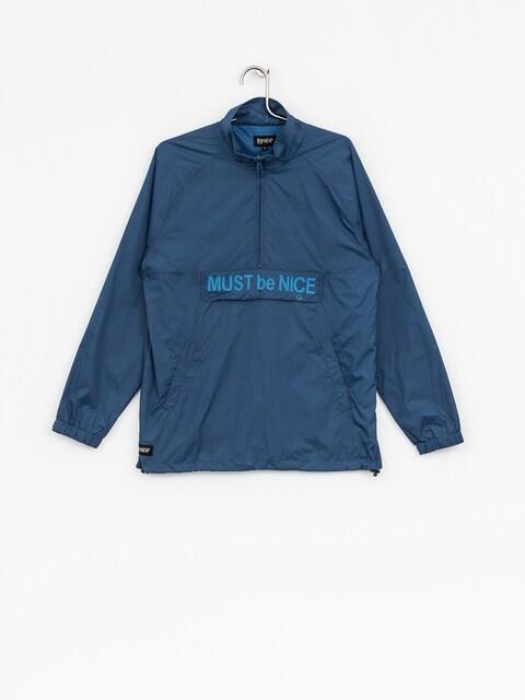 RipNDip Jacke Must Be Nice Half Zip Anorak (blue)