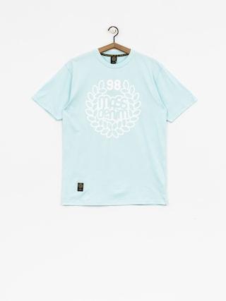 MassDnm T-shirt Base (light blue)