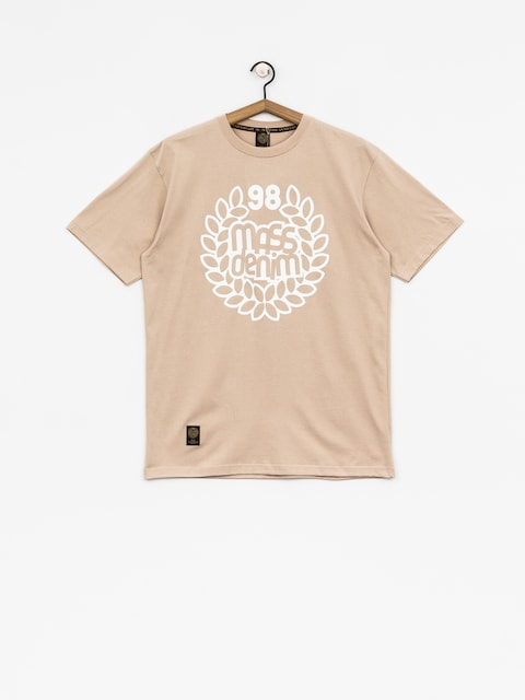 MassDnm T-shirt Base (beige)