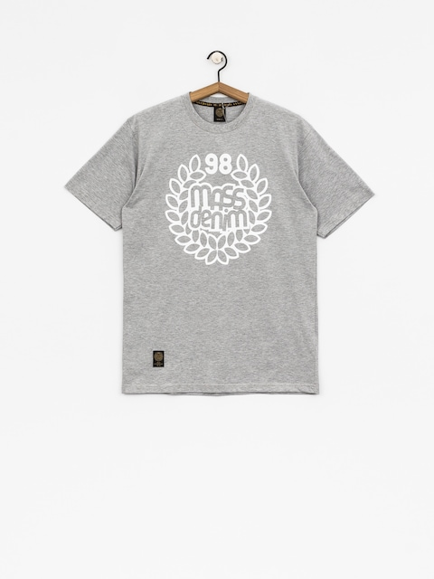 MassDnm T-shirt Base (light heather grey)