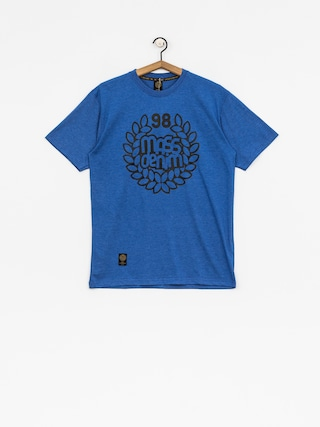 MassDnm T-shirt Base (heather blue)