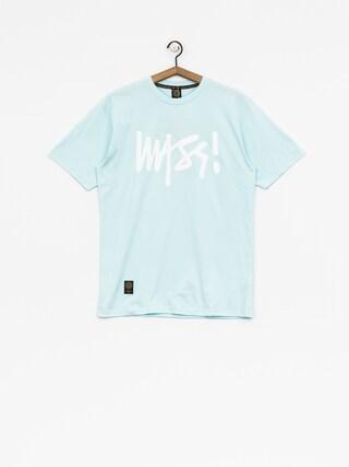 MassDnm T-shirt Signature (light blue)