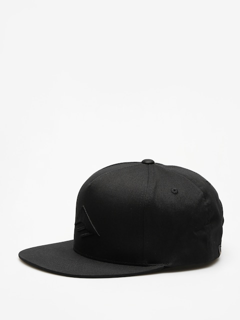 Emerica Cap Triangle Snap ZD (black)