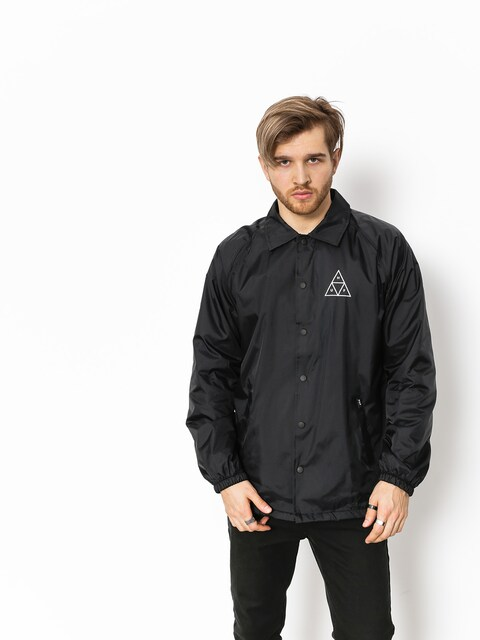 HUF Jacket Triple Triangle (black)
