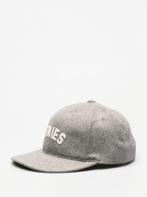 Etnies Cap Sandlot Strapback ZD (grey/heather)