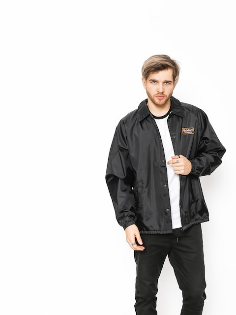 Brixton Jacket Palmer (black)