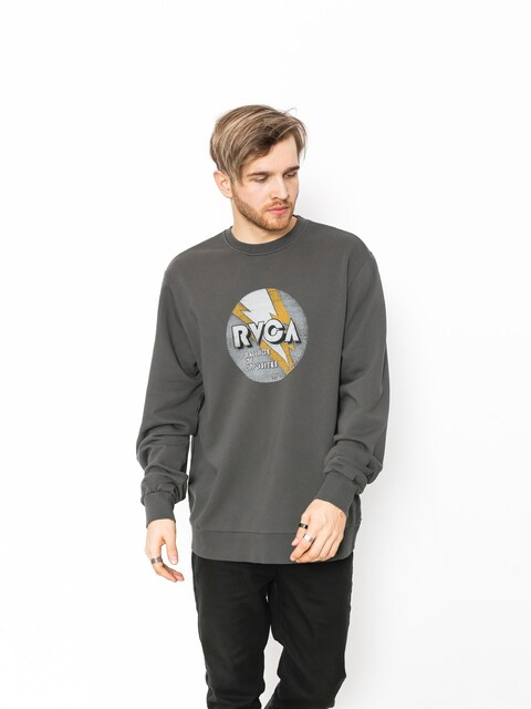 RVCA Sweatshirt Volt Crew (greyskull)