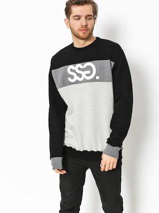 SSG Sweatshirt Triple Colors (black/dark grey/grey)